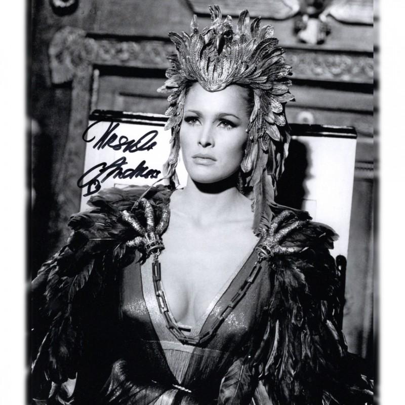 Ursula Andress Signed Photograph - She