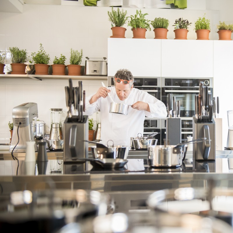 Cooking Lesson for Two with Chef Ernst Knam