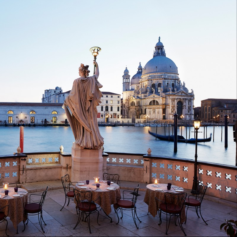 2-Night Suite Stay + 2 Dinners at the Hotel Bauer in Venice, Italy