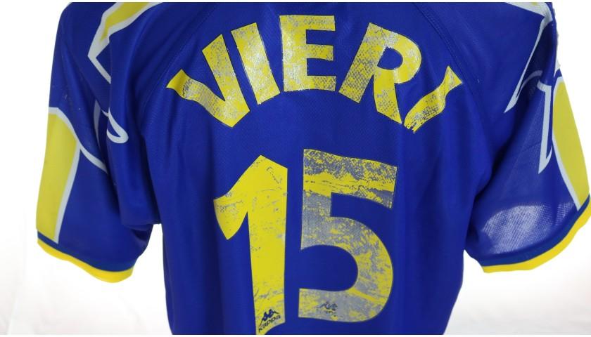 Vieri's Juventus Match Shirt, 1996/97