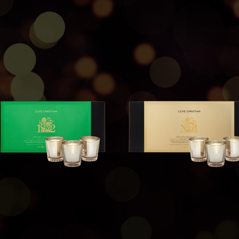 The Complete Clive Christian Candle Collection & Perfume Consultation