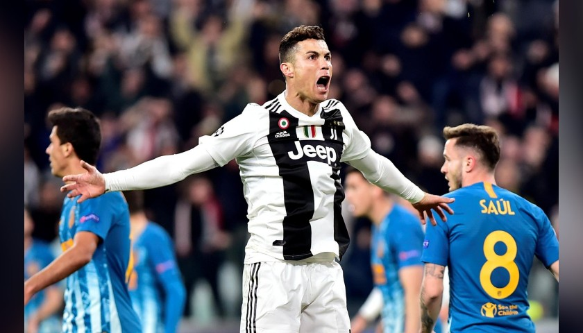 Enjoy the Juventus-Ajax Quarter Final from Row 1 of the Allianz Stadium in Turin