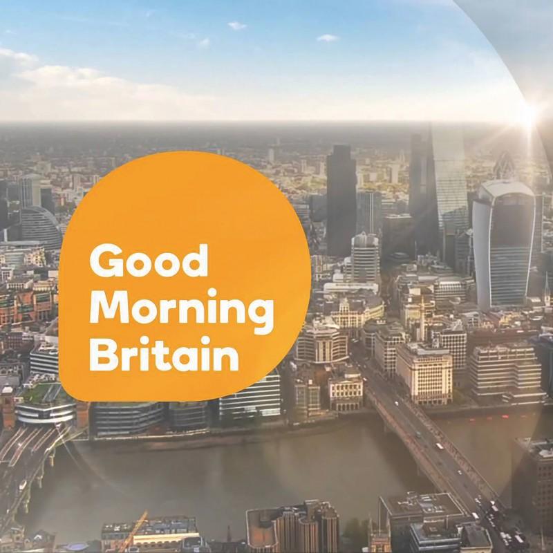 Good Morning Britain and Lorraine Studio Tour
