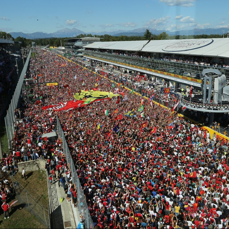 2 Hospitality pass for Monza GP and 2 tickets for the Box music festival