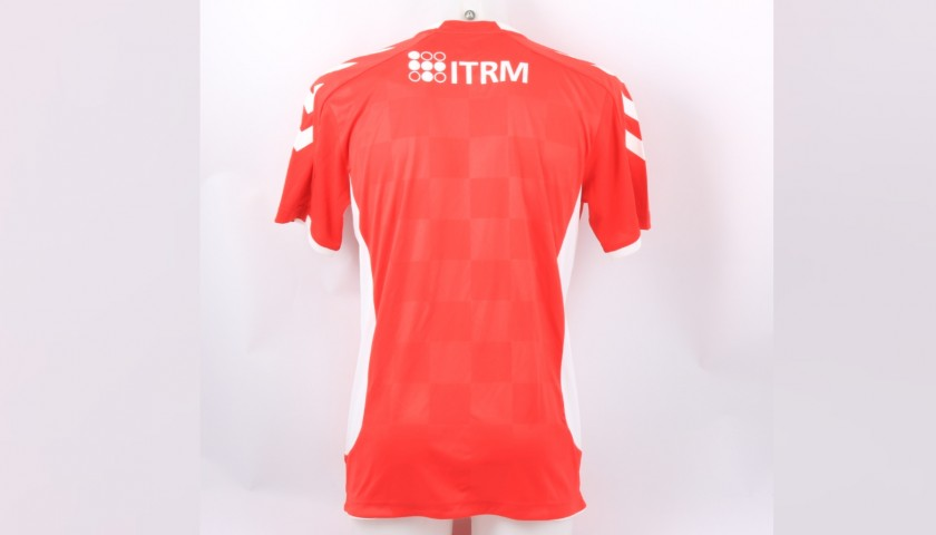 Charlton Athletic Official Poppy Shirt Signed by the Team