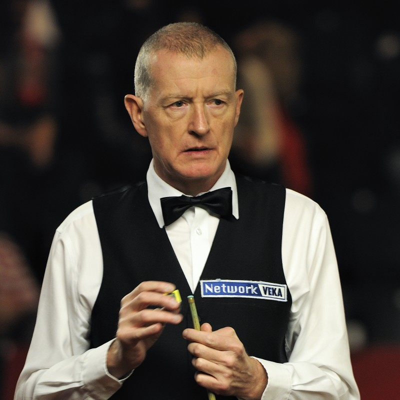 Snooker Cue Signed by Steve Davis OBE