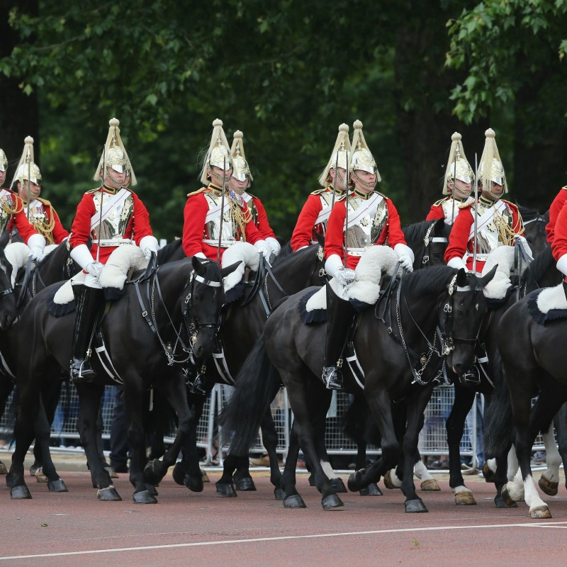 Exclusive Experience for Six with The Household Cavalry Mounted Regiment