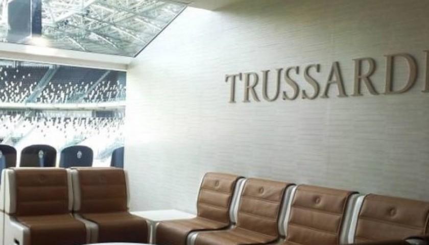 2 Biglietti Juventus-Napoli 14/02/16, Skybox Trussardi