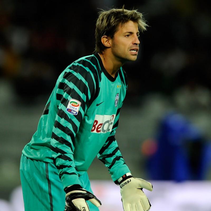 Storari's Juventus Match Shirt, 2010/11