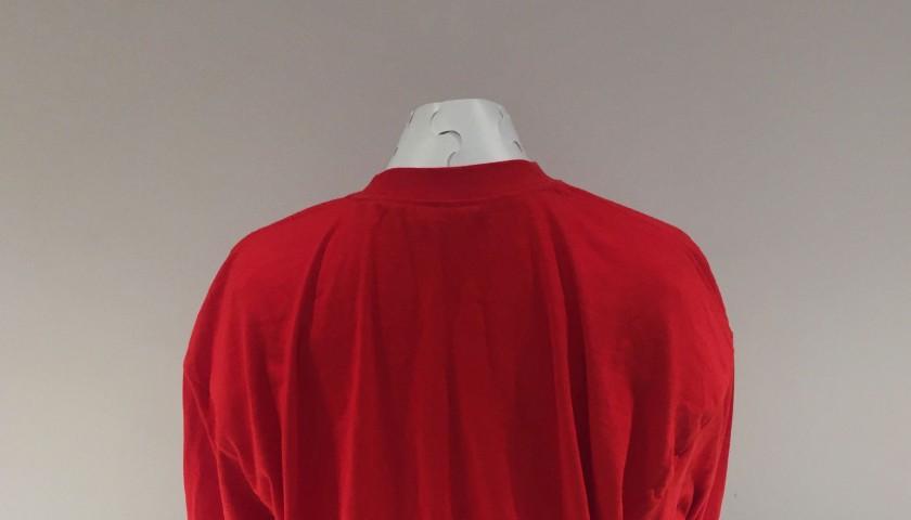 Sir Geoff Hurst MBE Signed England 1966 Shirt
