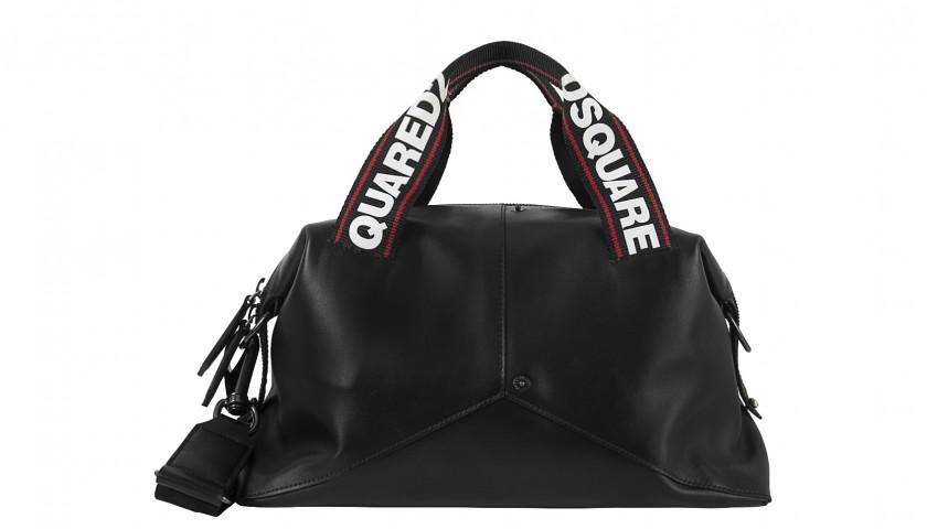 DSQUARED2 Women's Black Leather Bag