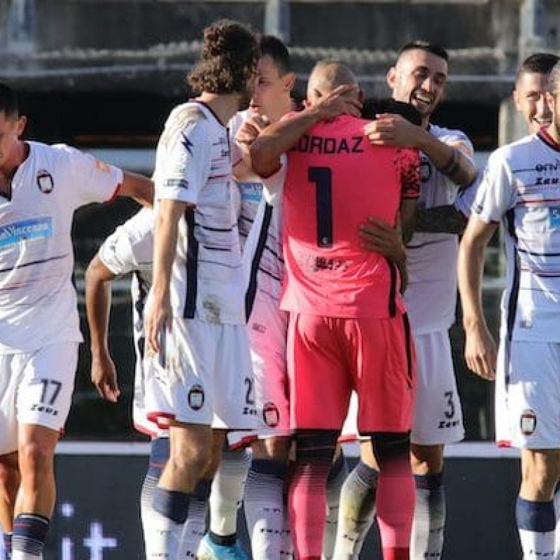 Bellodi's Crotone Match Shirt, 2019/20
