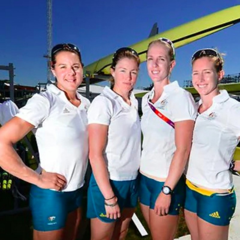 Exclusive Group Rowing For Up to 6 People with an Australian Olympic Rower