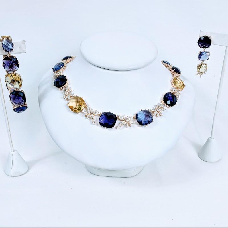 Jenny Packham Jewelry Set