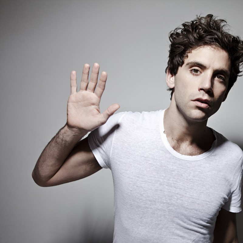 Meet and greet with Mika and attend his concert in Rome - 31 July
