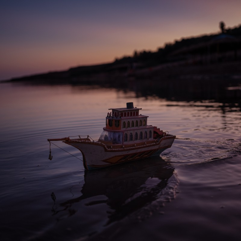 """Habibi"" Photograph by Antonio Faccilongo"
