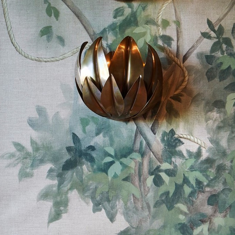 """""""Leaves"""" Wall Light by DROULERS Architecture"""
