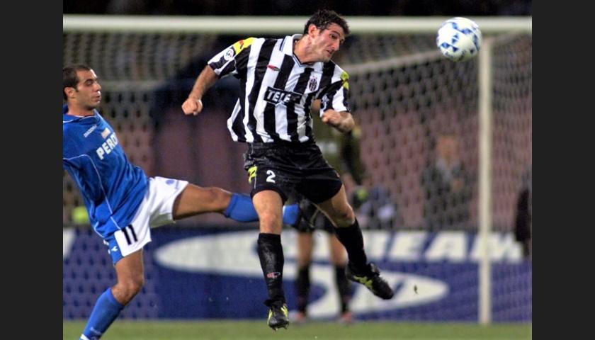 Ferrara's Juventus Match Shirt, 2000/01