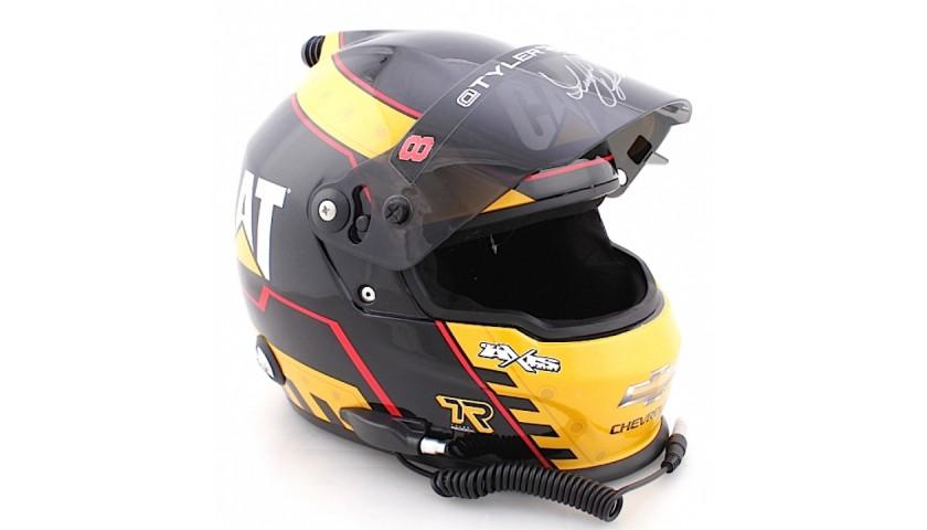 Tyler Reddick Signed NASCAR Helmet