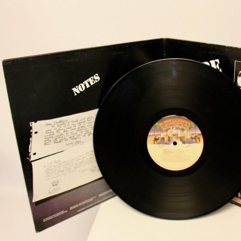 KISS Alive! Signed Vinyl