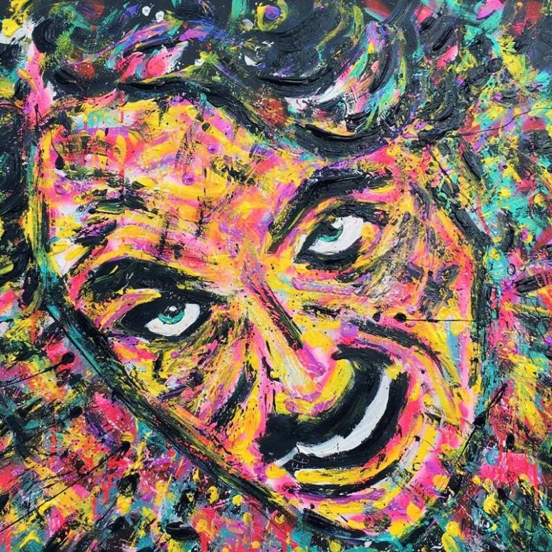 """Charlie Chaplin"" by Michael Granja"