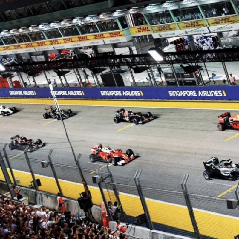 Gear Up for the 2018 Singapore F1 Grand Prix