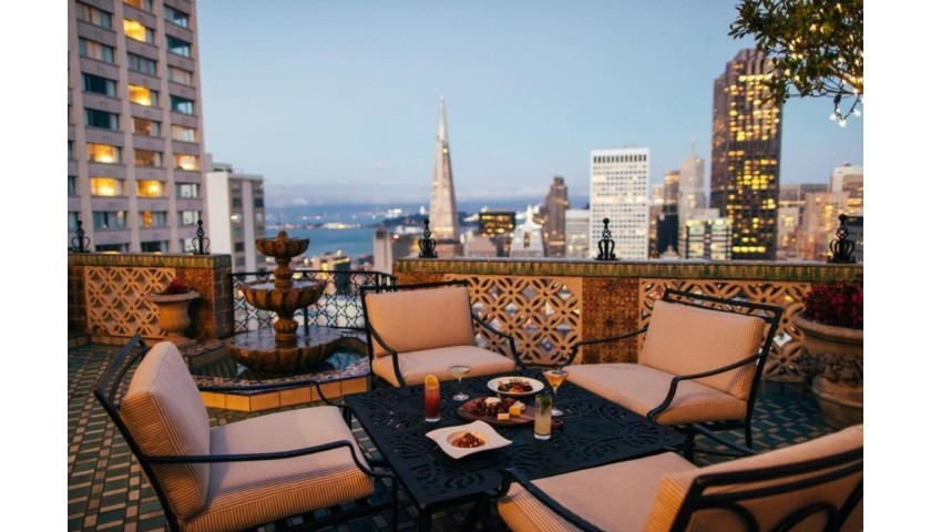 4-Night Suite Stay at the Fairmont in San Francisco & Berkeley