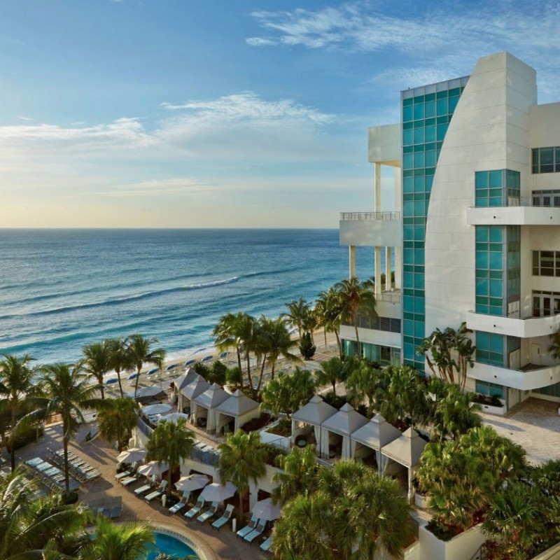 Two-Night Stay at The Diplomat Beach Resort