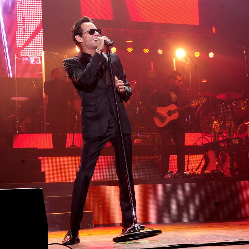 Celebrity meet and greet auctions charitystars meet marc anthony on oct 25 in boston ma m4hsunfo