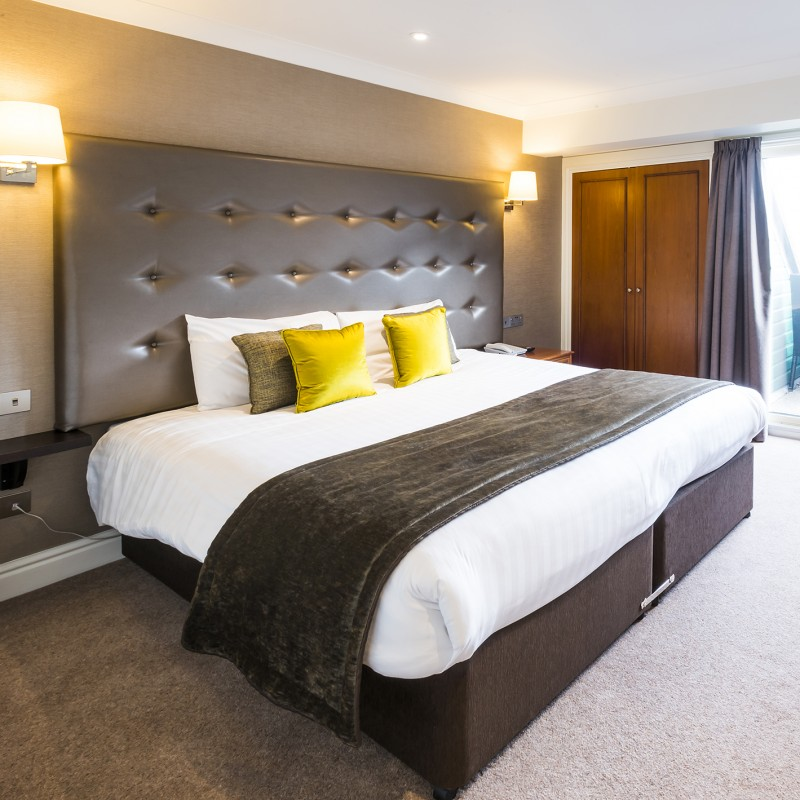 Overnight Stay + Spa/Golf at Ufford Park Woodbridge