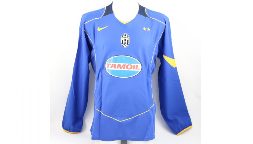 Emerson's Juventus Match Shirt, UCL 2004/05