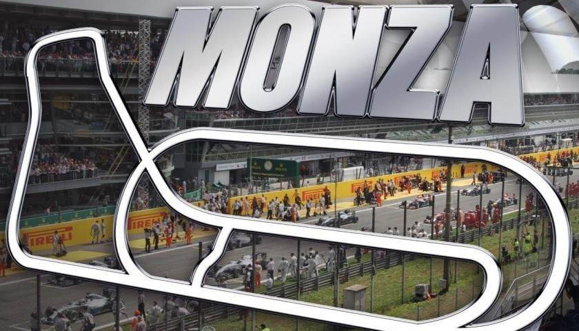 Two Tickets to Attend the 2017 Grand Prix in Monza