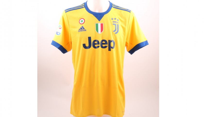 Official 2017 18 Juventus Shirt Signed By Pjanic Charitystars