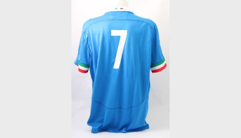 Polledri's Official FIR Signed Shirt, 2018/19