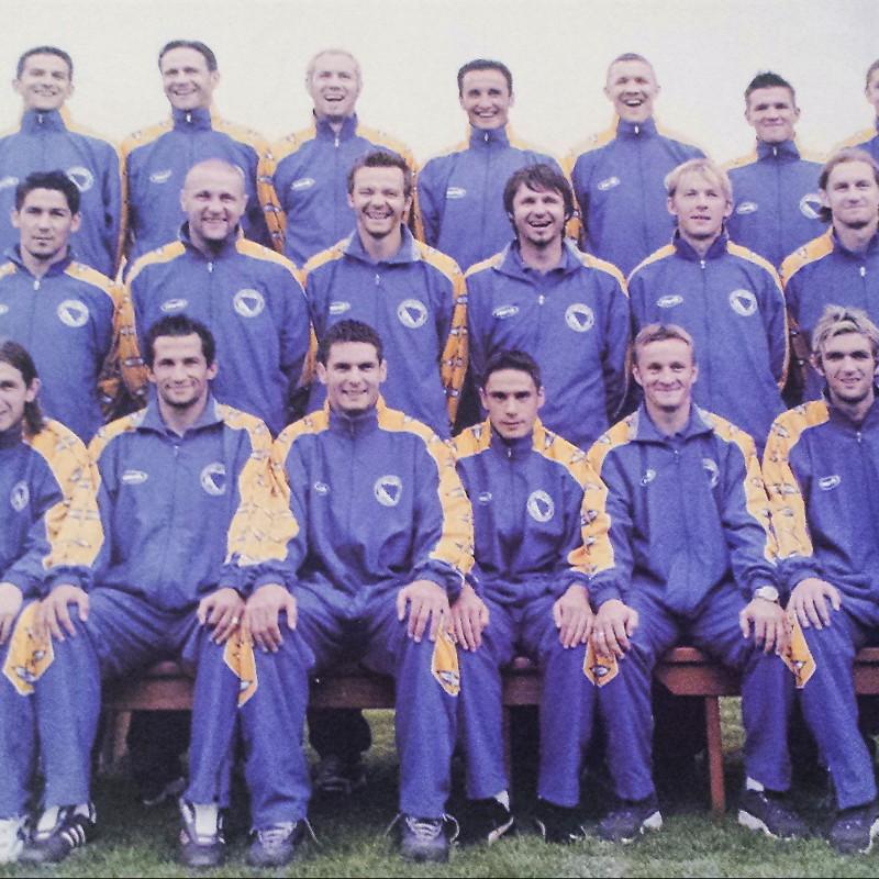 Bosnia and Herzegovina Match Shirt, 1990s