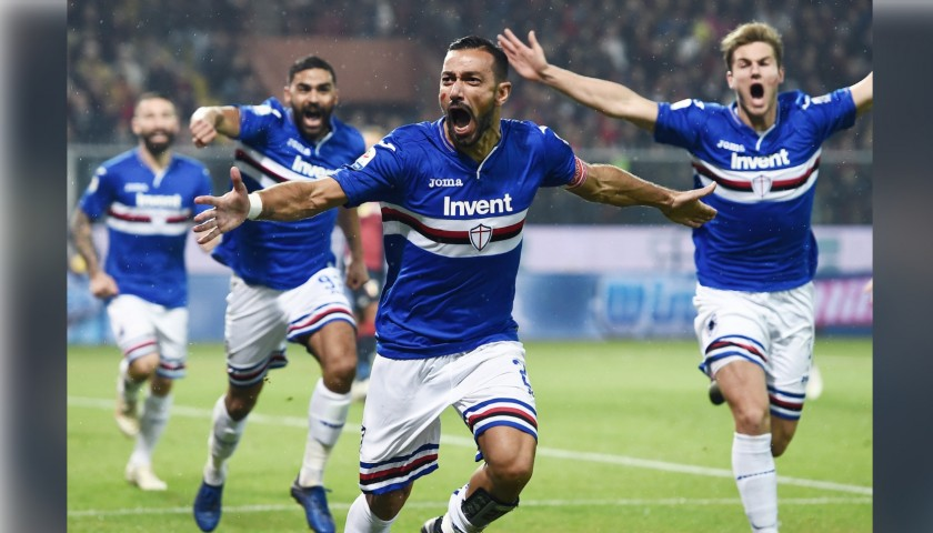 Enjoy The Sampdoria Cagliari Match From The Central Stand Stadium