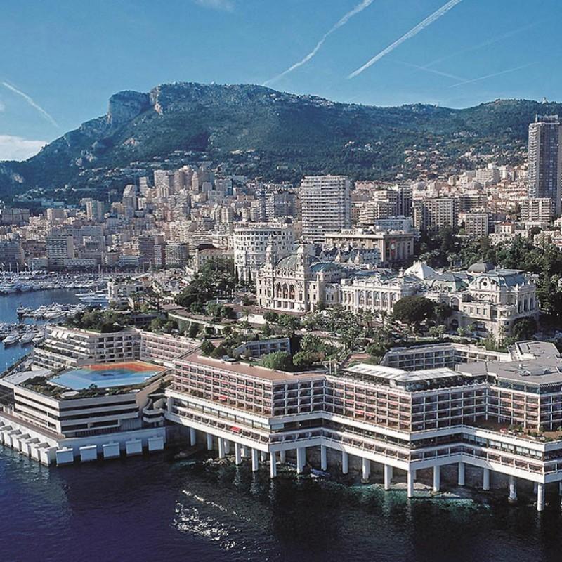 Soggiorno di 4 notti presso l'hotel Fairmont Monte Carlo di Monaco