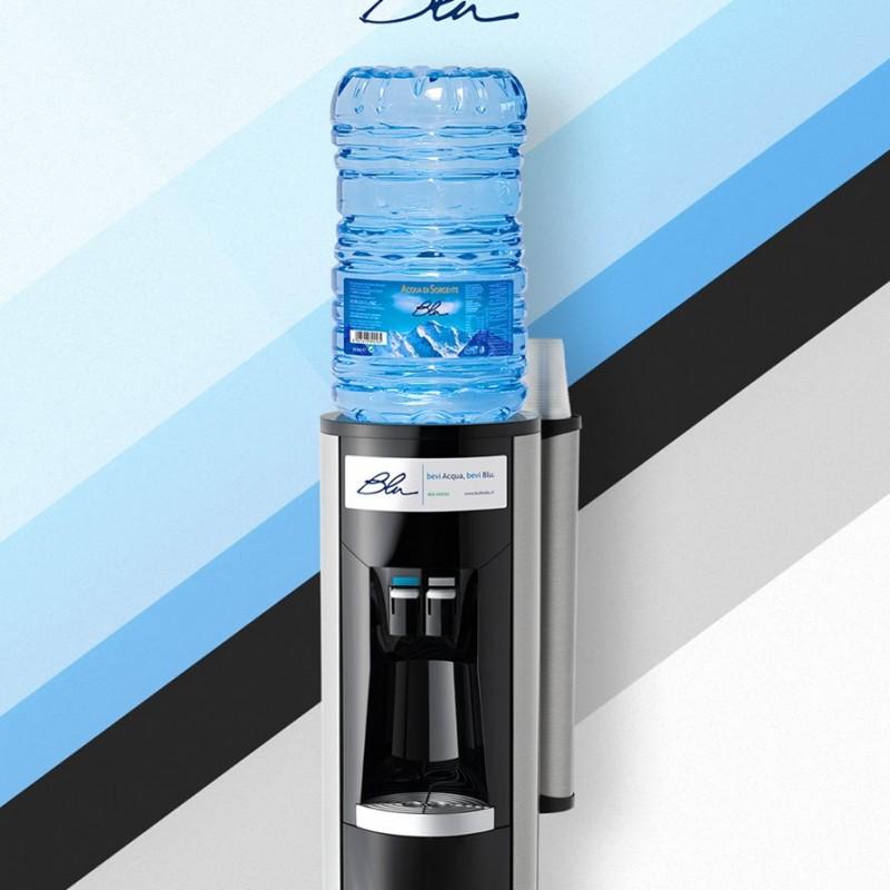 Smart - erogatore di Acqua Blu