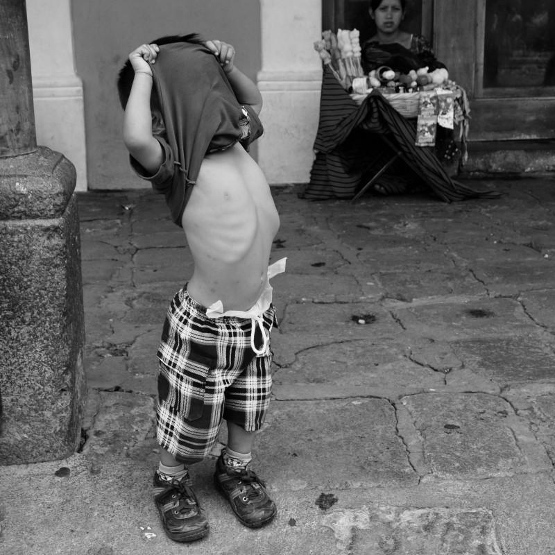 """Guatemala, Kiddo"" Photograph by Marilù Lo Giudice"