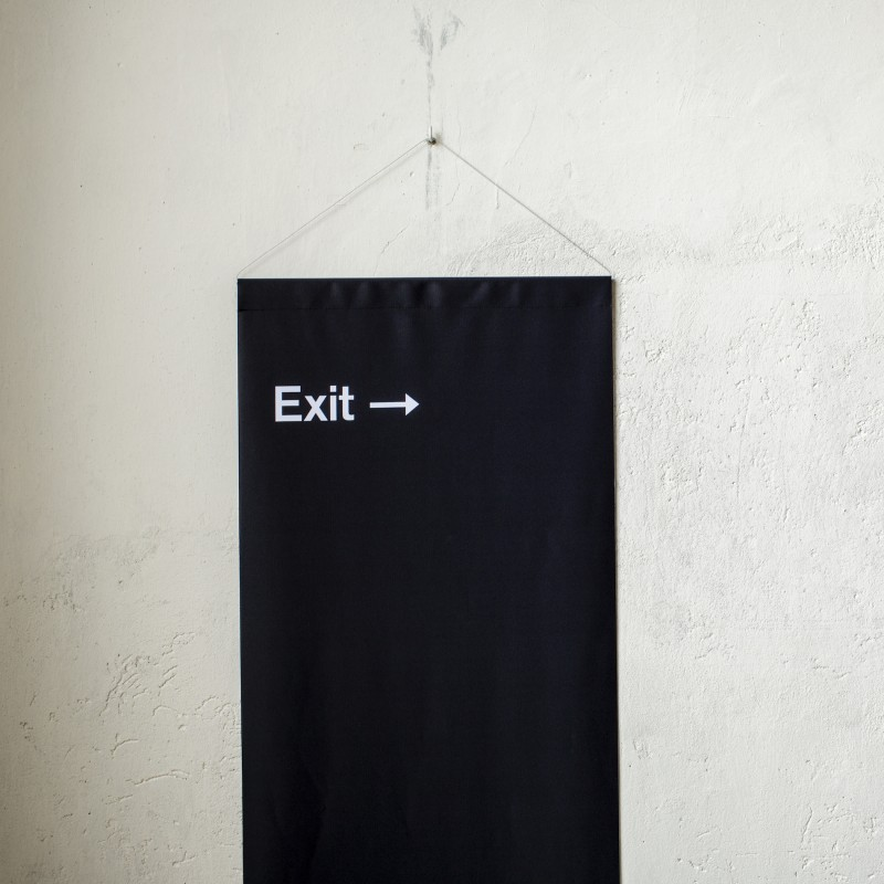 """EXIT"" Photograph by Lorenzo Passoni"