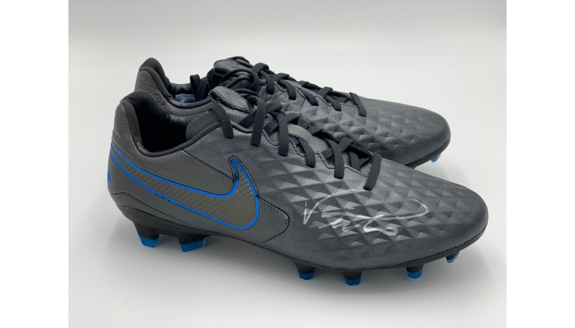 Nike Legend Boots - Signed by Andrea Pirlo