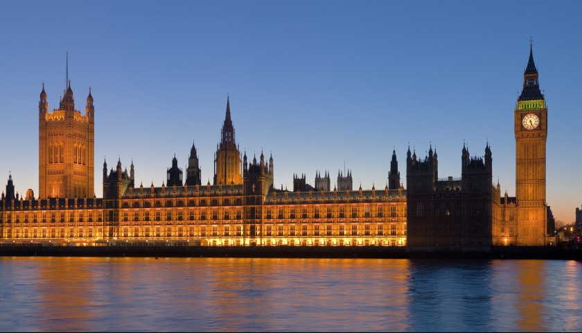 House of Lords Hosted Dinner for 4