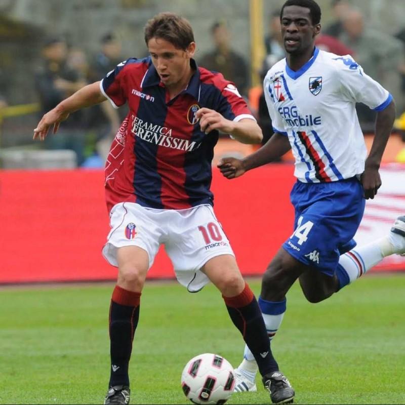 Ramirez's Signed Match-Worn Bologna Shirt, 2010/11