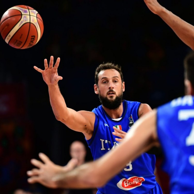Italia Basket Match Kit, 2019/20