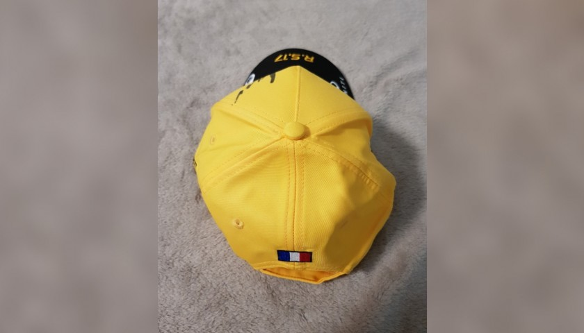 Race-Issue Renault Cap - Signed by Hulkenberg