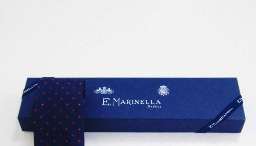 bella vista sconto fascino dei costi Cravatta E. Marinella dell'A.S. Roma - CharityStars