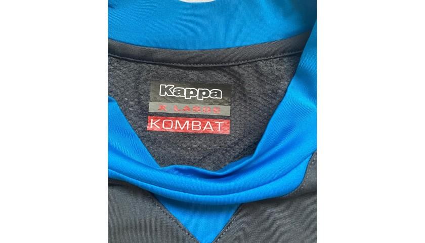 Reina's Napoli Match Shirt, EL 2015/16