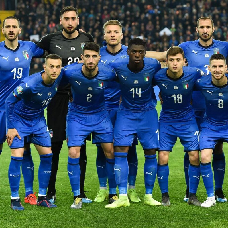 Enjoy a Unique Experience and Support Italy at the Allianz Stadium