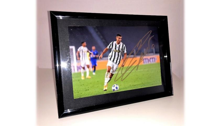 Cristiano Ronaldo Signed Photograph