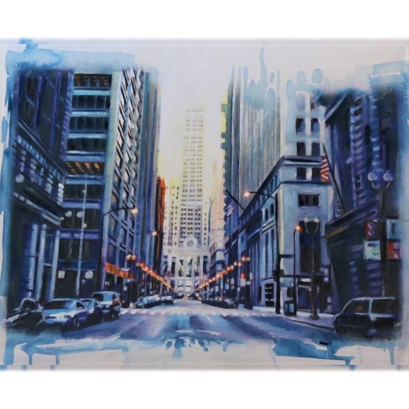 """""""Pomeriggio a New York"""" by Antonello Arena"""